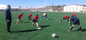 İnönüspor'un U13 takımı da ligde mücadele edecek