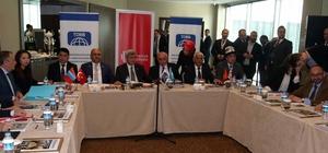 Başkan Karaosmanoğlu, TBBB Mart ayı yönetim kurulu toplantısına katıldı