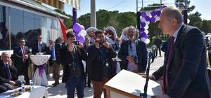 Başkan Atabay temel atma törenine katıldı