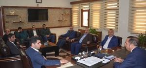 Başkan Toltar, Dilovası Vanlılar Derneği yönetimini ağırladı
