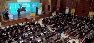 """Akyürek: """"Hep birlikte sandığa gidelim, Türkiye'nin değişim sürecine katkı yapalım"""""""