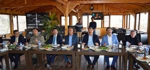 MÜSİAD'ın 'Dost Meclisi Toplantısı' Besni'de gerçekleştirildi