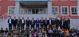 İl Milli Eğitim Müdürü Turan Viranşehir'de Bir Dizi Ziyarette Bulundu