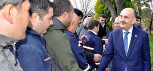 Çalışma ve Sosyal Güvenlik Bakanı Müezzinoğlu, Muğla'da: