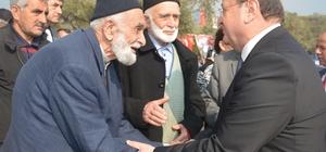 Başkan Özakcan'ın 'Yaşlılara Saygı Haftası' mesajı