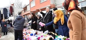 AK Parti'nin Mahmudiye'de referandum çalışmaları