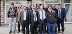 Başkan Duruay'dan esnafa referandum ziyareti