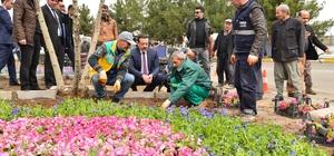Başkan Atilla, Çanakkale Şehitleri için yapılan çalışmaları denetledi