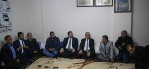 Başkan Demirkol, Bamyasuyu sakinlerine eveti anlattı