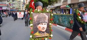 Atatürk'ün Mersin'e gelişinin 94. yıl dönümü