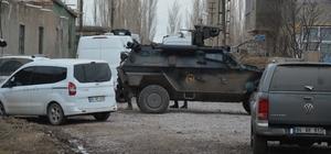 Ağrı'daki terör operasyonu