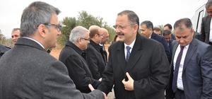 Çevre ve Şehircilik Bakanı Özhaseki, Gaziantep'te: