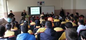 """Bingöl'de """"Gıda Güvenliği ve Sağlıklı Beslenme"""" semineri"""