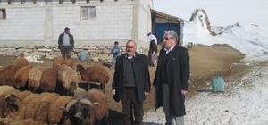 Başkan Yıldırım'dan Çiftçilere destek sözü