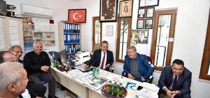 Muratpaşa Belediyesi Şehitlerin anısına helva dağıttı
