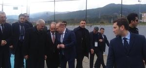TSO Başkanı Özcan, Başbakan ve Sanayi Bakanından OSB için destek istedi