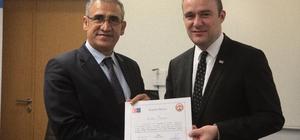 Uygulama Proje Döngüsü Yönetimi eğitimi alanlara sertifikaları verildi