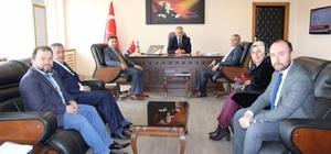 Fatsa'da seçim güvenliği toplantısı