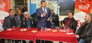 Başkan Karabacak, yeni anayasayı anlattı