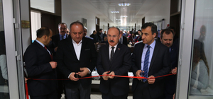 15 Temmuz Şehitlik Köşesi ve Fotoğraf Sergisi açıldı