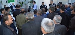 Yeşilyurt Belediyesi TYÇP kapsamında 200 kişiyi istihdam etti