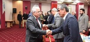 Şanlıurfa Valisi Güngör Azim Tuna Hilvanlı kanaat önderleriyle buluştu