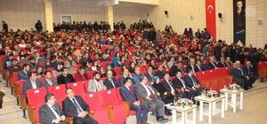 7 Aralık Üniversitesi Kariyer Ofisi Açılışı yapıldı