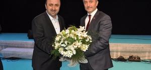 """Gaziantep'te """"18 Mart Çanakkale Zaferi ve Şehitleri Anma Gecesi"""""""