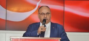 Ümraniye Belediye Başkanı Hasan Can şehit ve gazi ailelerini ağırladı