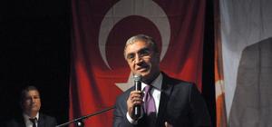 MHP Genel Başkan Yardımcısı Öztürk Osmaniye'de