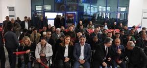 CHP'li vekiller Sandıklı'da partilileri ile buluştu