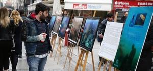 Destanın izleri 'Sualtından Çanakkale' sergisinde