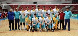Haliliye Erkek Voleybol Takımı finallere kaldı