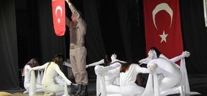 'Çanakkale Zaferi' Alanya'da törenlerle kutlandı