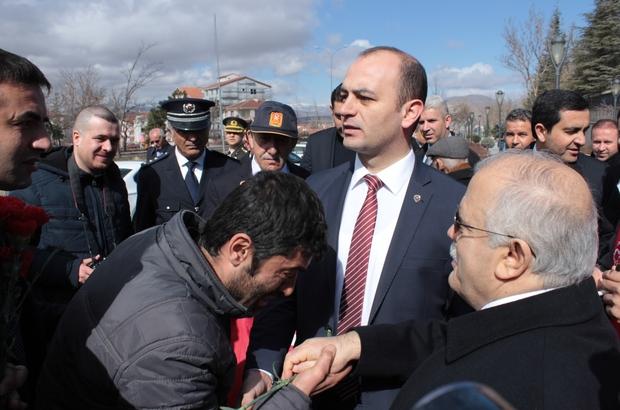 Kırşehir'de Çanakkale Şehitleri törenlerle anıldı
