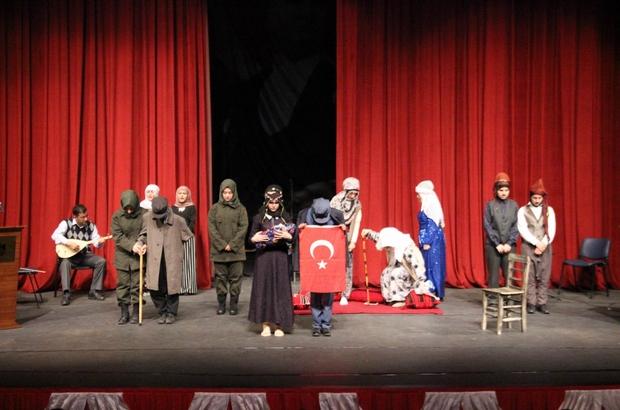 Çanakkale Zaferi'nin yıldönümü çeşitli etkinliklerle kutlandı