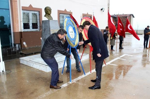 Yavuzeli'nde 18 Mart Çanakkale Zaferi ve Şehitler Günü Kutlamaları