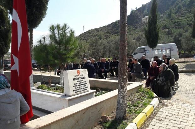 Osmaneli'de Çanakkale Zaferi'nin 102'nci yıl dönümü kutlandı