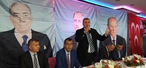 MHP Adana'da 12. Olağan Kongre takvimini merkez ilçe Yüreğir ile başlattı