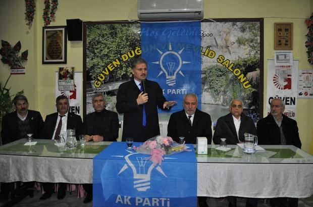 Başkan Kahtalı, 'Milli Şef' dönemini işaret etti:
