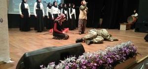 Tokat'ta 'Şehitlerimize Dua ve Vefa' programı