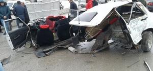 Van'da 2 ayrı trafik kazası; 5 yaralı