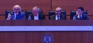 """TYB Erzurum Şubesi'nden """"Bir Milletin Yeniden Dirilişi Çanakkale"""" paneli"""