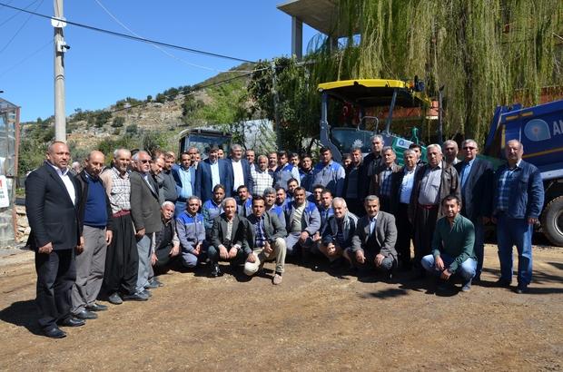 Büyükşehir Belediye Başkanı Türel, Alanya'da yapılan katlı kavşakları inceledi