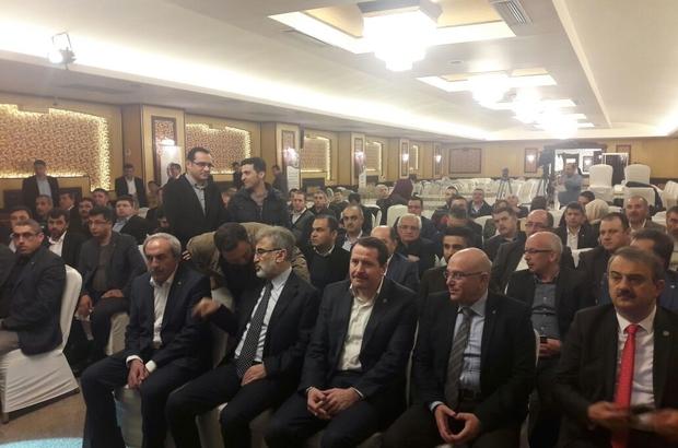 """AK Parti Kayseri Milletvekili Taner Yıldız, """"Yunanlılar'ın, Fransızlar'ın yaklaşamadığı başkenti, içimizdeki hainler 15 Temmuz'da bombaladı"""""""
