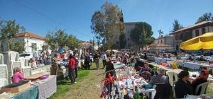 Köyceğiz'de ekolojik pazar kuruldu