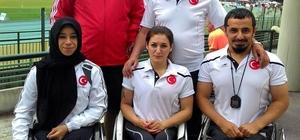 Engelli atletler madalya için yarışacak