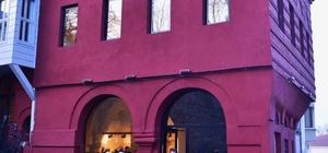 Restore edilen 250 yıllık bina sanata hizmet edecek