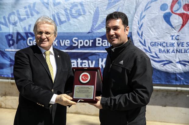 Adana'da kürek yarışları