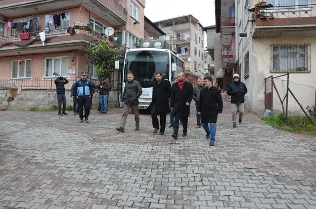 Mahalle turu Bekirdere'de devam etti